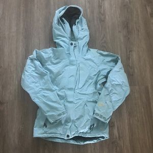 Mountain Hardwear Dry Q Shell Jacket Womens